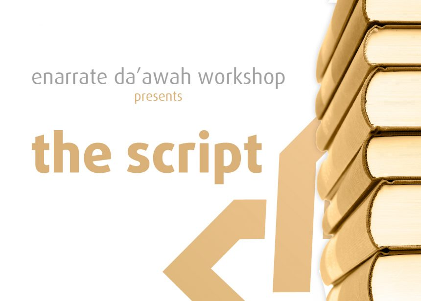 eNARRATE DA'AWAH WORKSHOP