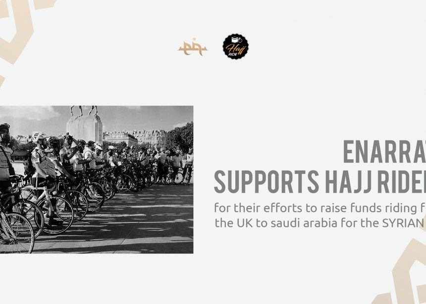 HAJJRIDE – RIDING FOR THE SYRIANS TOWARDS HAJJ