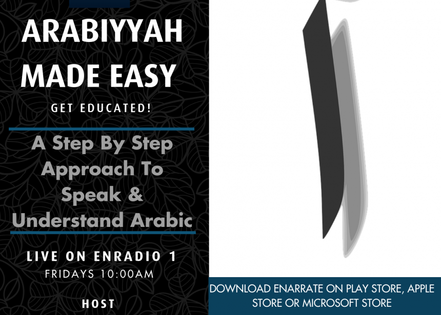 ARABIYYAH MADE EASY